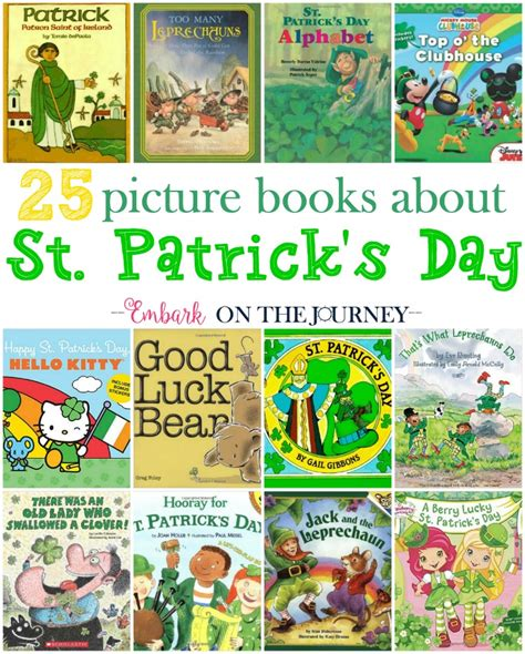 picture day book st patricks day picture books
