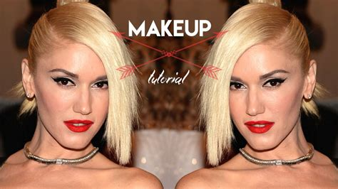 eyeshadow tutorial gwen stefani palette gwen stefani inspired makeup tutorial using the urban