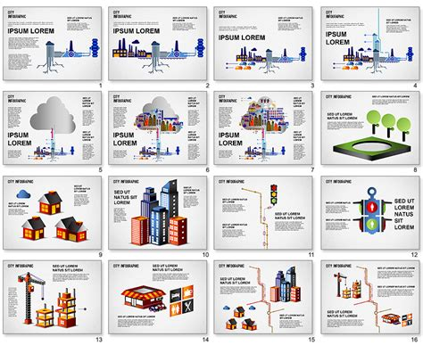 infographic template powerpoint free 9 best images of infographic powerpoint template
