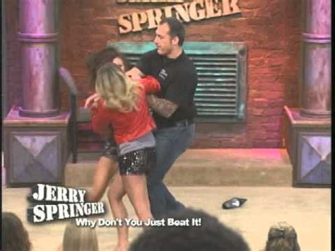 jerry mcbee get back to you download mp3 put up your dukes the jerry springer show vidoemo