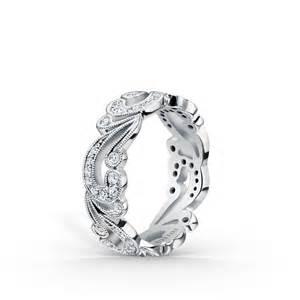 Designer Diamond Wedding & Anniversary Bands for Women