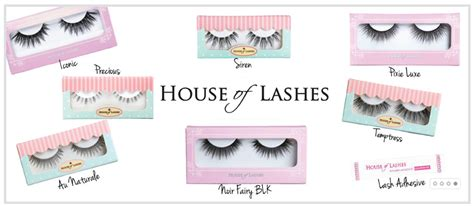 house of lashes glue eyelashes true or false pretty much