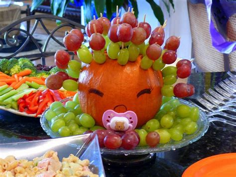 Baby Shower Food Ideas For Fall by Food For Baby Shower Baby Shower