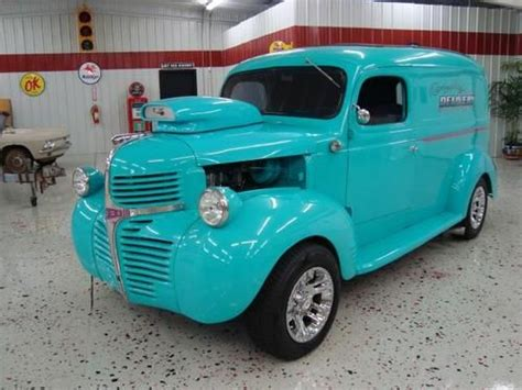 1946 dodge truck for sale sell used 1946 dodge panel truck in hickory