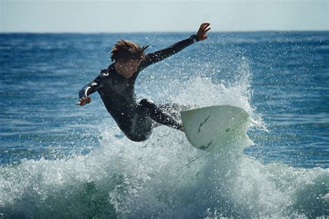Surfing Site by Surfing Like A Pro Jersey Channel Islands Outdoor
