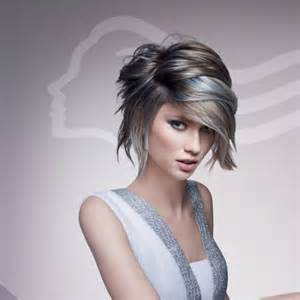 gray hair styles for younger 40 inspiring grey hair styles for women to try in 2017