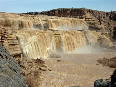 Grande Fall file grand falls of the colorado river near