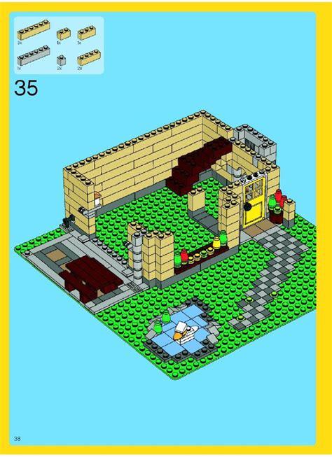 lego family home 6754 creator