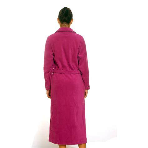 robe de chambre personnalis馥 robe de chambre classique imprim 233