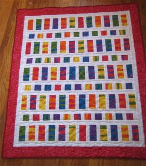 quilt pattern fat quarter fat quarter baby quilt pattern 9 stitches