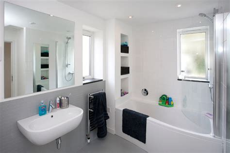 Bude Toilet Contemporary Home Bude Cornwall Uk Contemporary