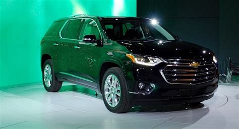 chevy traverse review interior release date     suv