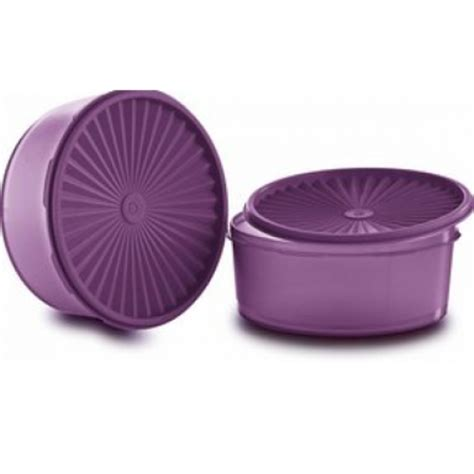 Tupperware Tiwi Canister 2l biscuit cake tins tupperware stacking canister 2l