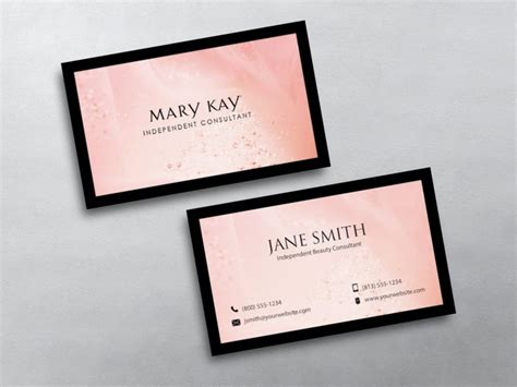 independent consultant business card template 11 best business cards images on