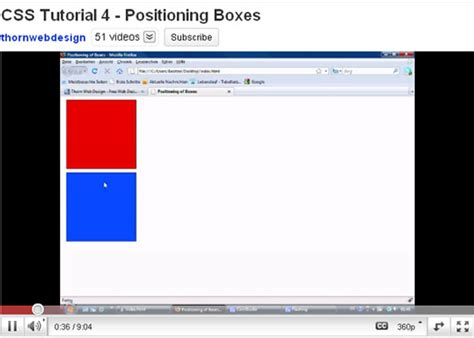 tutorial on css positioning 25 best css video tutorials web3mantra