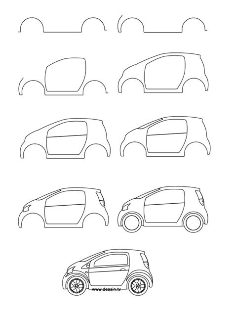 how to draw a car 8 steps with pictures wikihow how to draw a car learn how to draw a small car with