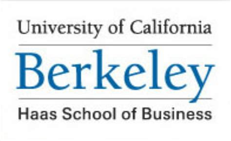 Of California Berkeley Mba Program by Program Source