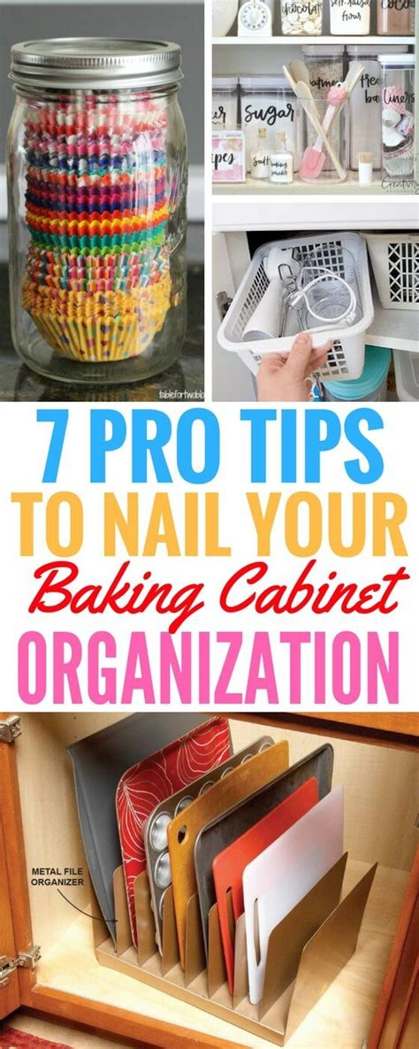 baking cabinet organization 7 pro tips for baking cabinet organization some of the