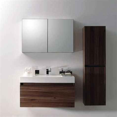 colonne de salle de bain blanc laque