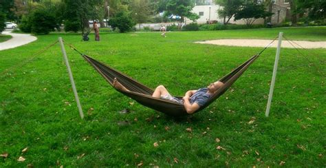 amaca travel cing hammock with stand www pixshark images