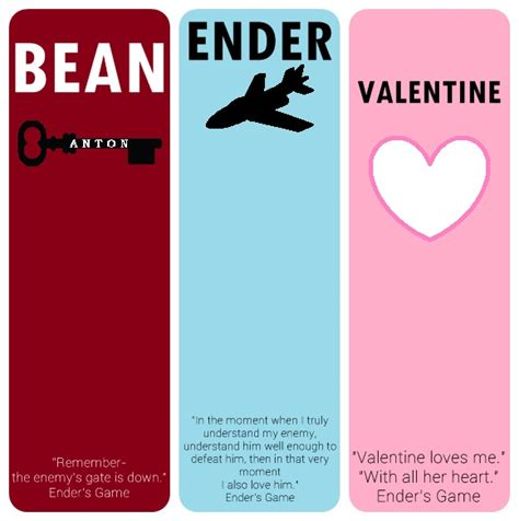 Ender Game Book Quotes With Page Numbers