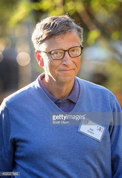 Bill Gates Mba Speach by Bill Gates Stock Fotos Und Bilder Getty Images
