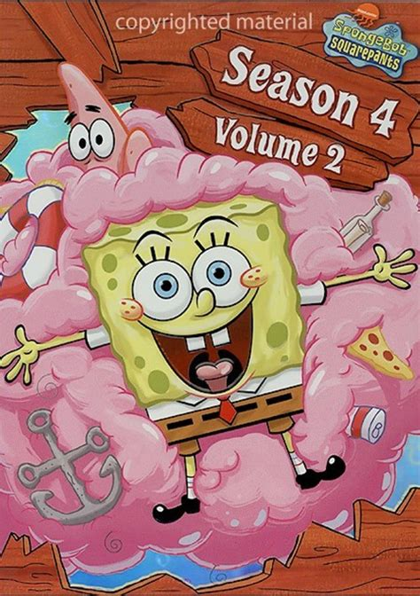 Once Bitten Volume 1 spongebob squarepants season four volume 2 dvd dvd