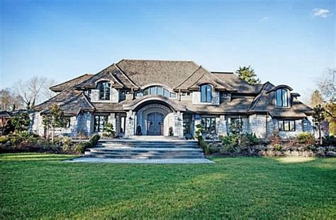 18 000 Square Foot Newly Built Mansion In British Columbia 18000 Square Foot House Plans