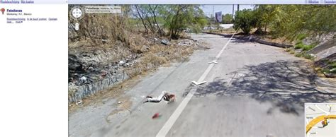 dead bodies on google street view dead body found on google streetview