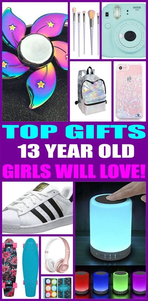 best gifts for 13 year old girls 13th birthday