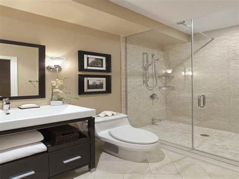 Bathroom Contemporary Bathroom Tile Design Ideas With Modern Bathroom Renovation Ideas