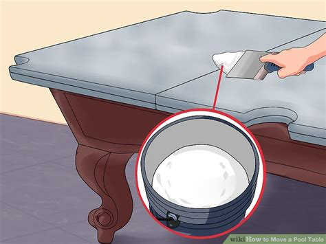 how to move pool table 3 ways to move a pool table wikihow