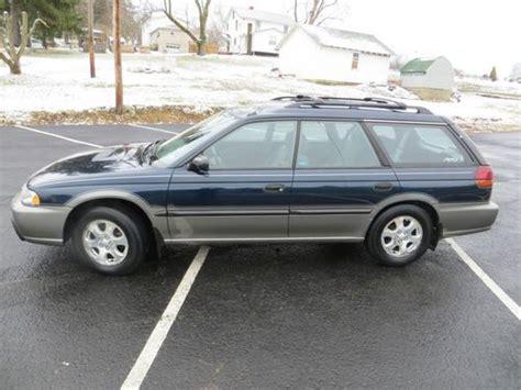 1998 subaru outback buy used 1998 subaru legacy outback awd wagon new