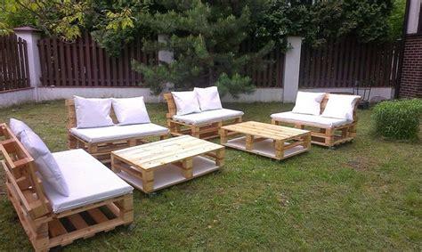 Pallet Garden Furniture Ideas Recycled Pallet Garden Furniture Ideas Recycled Things