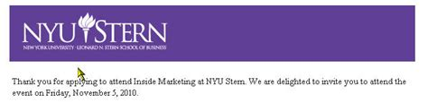 Nyu Mba Events by Cognitive Bias Inside Marketing At Nyu Invited