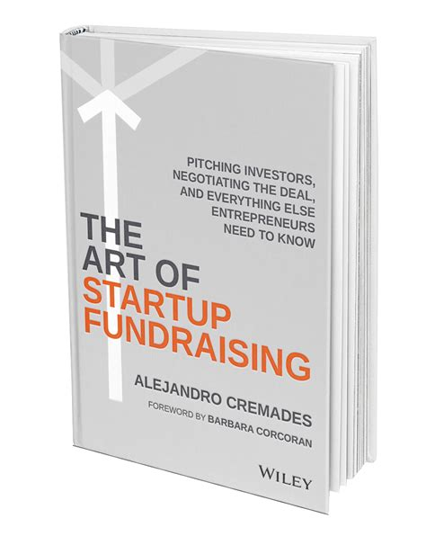 for book the of startup fundraisingthe of startup fundraising