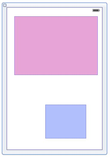 auto layout update frames programmatically ios auto layout centering view in remaining space