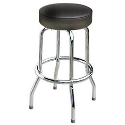 wholesale commercial bar stools bar stool swivel seat single ring frame black wholesale