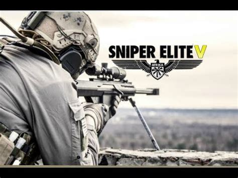 sniper youtube sniper elite 5 sword with sauce youtube