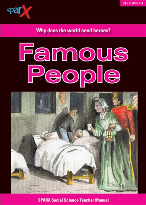 famous people in science famous people social science resources sparx resources
