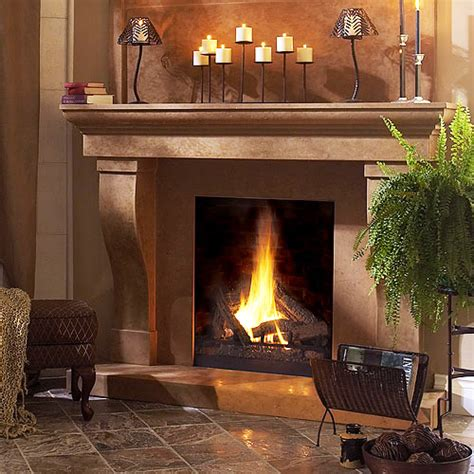 York Fireplace by York Classic Cast Mantels Mantelsdirect
