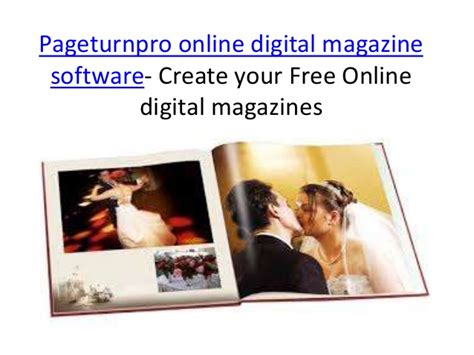 design your magazine online free pageturnpro online magazine software create your free
