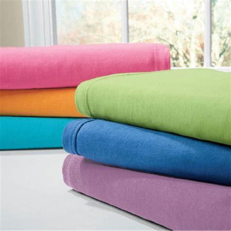 jersey knit comforter queen brylanehome cotton jersey knit sheet set cucumber queen