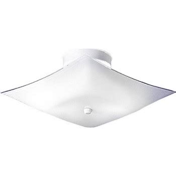 Square Ceiling Light Fixture Buy The Hardware House 544429 Ceiling Fixture Square Light 17 Quot Hardware World