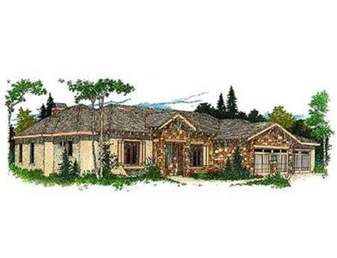 hill country ranch house plans hill country ranch house plan 12500rs architectural designs house plans