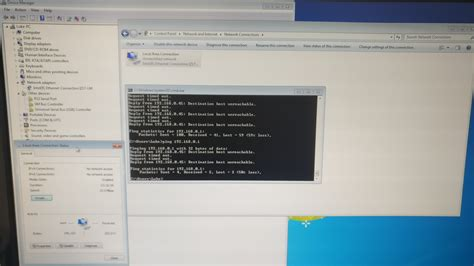 ethernet problems unidentified network solved