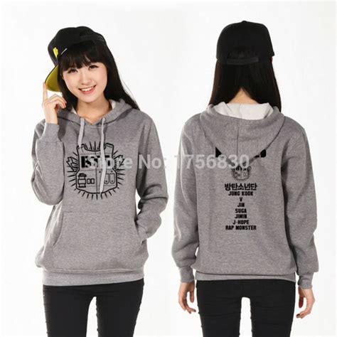 aliexpress buy k pop bts hoodies sweatshirts