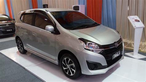 Tv Mobil Ayla alasan daihatsu pangkas penggunaan krom di ayla terbaru okezone news