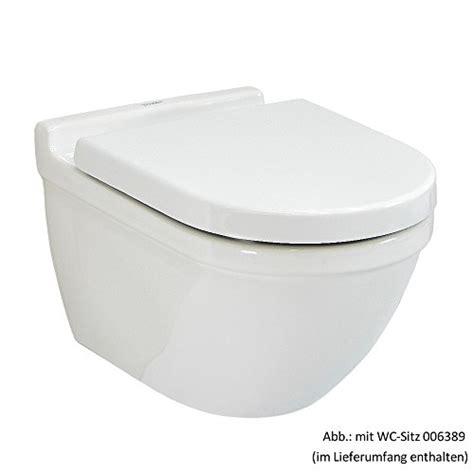 wc kaufen duravit starck 3 wc klo set sp 252 lrandlos inkl wc sitz mit