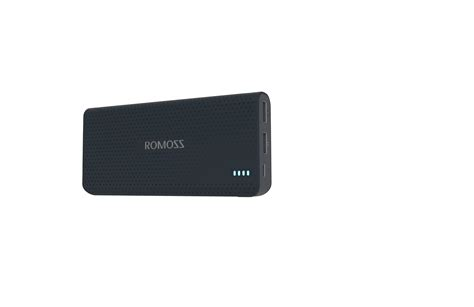 Power Bank Log On 15000mah romoss sense 15 15000mah power bank black syntech